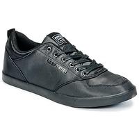 Schuhe Herren Sneaker Low Redskins NORANI Schwarz