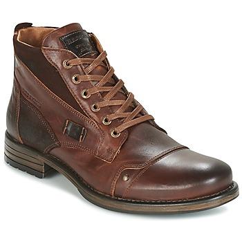 Schuhe Herren Boots Redskins YVORI Braun