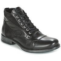 Schuhe Herren Boots Redskins YVORI Schwarz