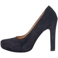 Schuhe Damen Pumps Silvana 4599 Heels' Frau blau blau