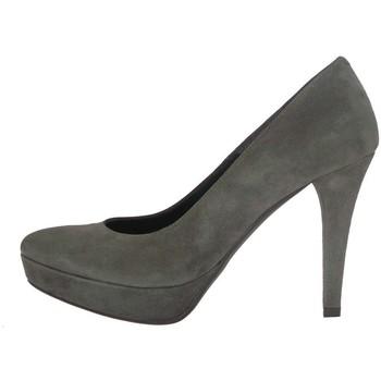 Schuhe Damen Pumps Silvana 4021 Pump Frau grau grau