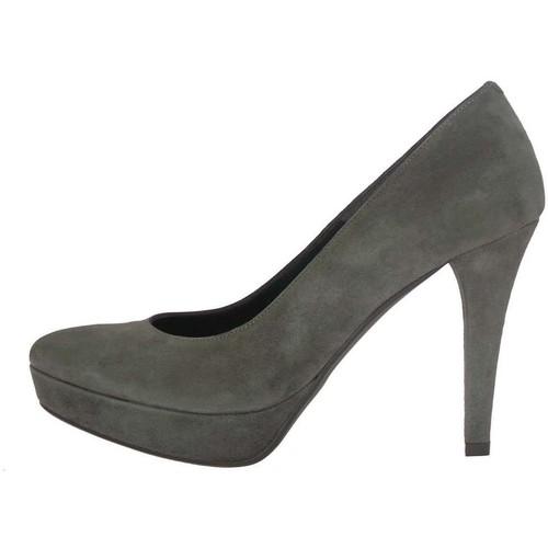Schuhe Damen Pumps Silvana 4021 grau