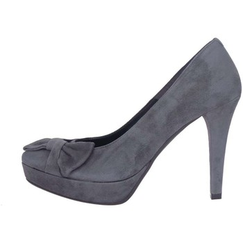 Schuhe Damen Pumps Silvana 4025 Pump Frau grau grau