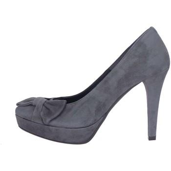 Schuhe Damen Pumps Silvana 4025 Heels' Frau grau grau