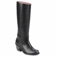 Schuhe Damen Klassische Stiefel Robert Clergerie ALCOR Schwarz