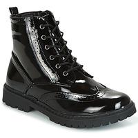 Schuhe Damen Boots Vero Moda GLORIA Schwarz