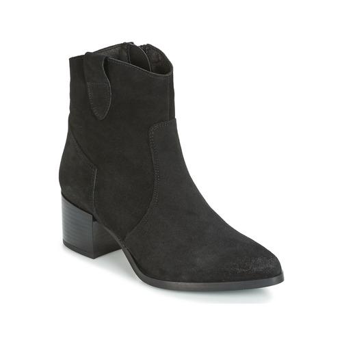Vero Moda NAJA Schwarz  Schuhe Low Boots Damen 45