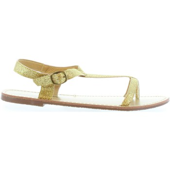 Schuhe Damen Sandalen / Sandaletten Top Way B049029-B7200 Gold