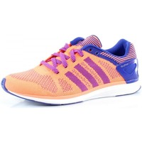 Schuhe Damen Laufschuhe adidas Performance Adizero Feather Prime W Orange