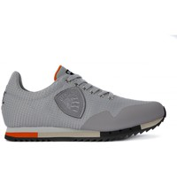 Schuhe Herren Sneaker Low Blauer NEW RUN MESH SILVER    111,4
