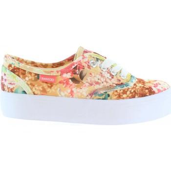 Schuhe Mädchen Sneaker Bass3d 42040 Rosa