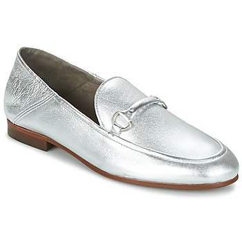Schuhe Damen Ballerinas Hudson ARIANNA Silbern