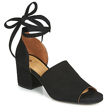 Schuhe Damen Sandalen / Sandaletten Hudson METTA Schwarz