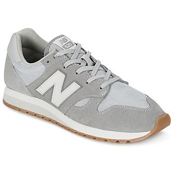 Schuhe Sneaker Low New Balance U520 Grau