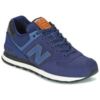 Schuhe Sneaker Low New Balance ML574 Marine