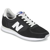 Schuhe Sneaker Low New Balance U220 Schwarz