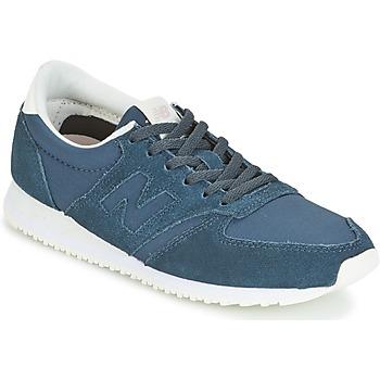 Schuhe Damen Sneaker Low New Balance WL420 Blau
