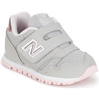 Schuhe Mädchen Sneaker Low New Balance KV373 Grau / Rose