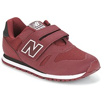 Schuhe Kinder Sneaker Low New Balance KA374 Bordeaux