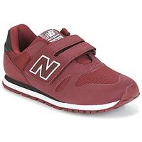 Schuhe Kinder Sneaker Low New Balance KA374 Bordeaux