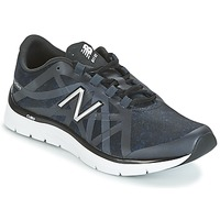 Schuhe Damen Fitness / Training New Balance WX811 Schwarz