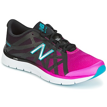 Schuhe Damen Fitness / Training New Balance WX811 Rose / Schwarz