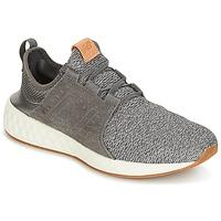 Schuhe Herren Laufschuhe New Balance CRUZ Grau / Weiss