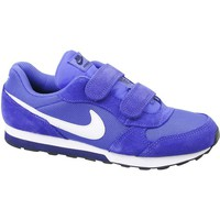 Schuhe Kinder Sneaker Low Nike MD Runner 2 Psv Blau