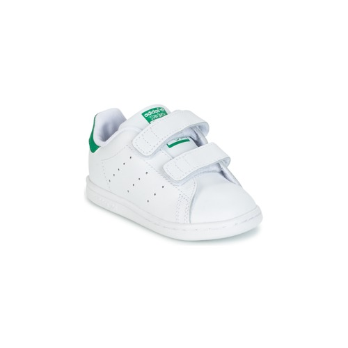 Adidas Originals »Stan Smith CF« Sneaker, weiß grün