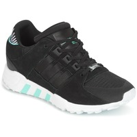 Schuhe Damen Sneaker Low adidas Originals EQT SUPPORT RF W Schwarz