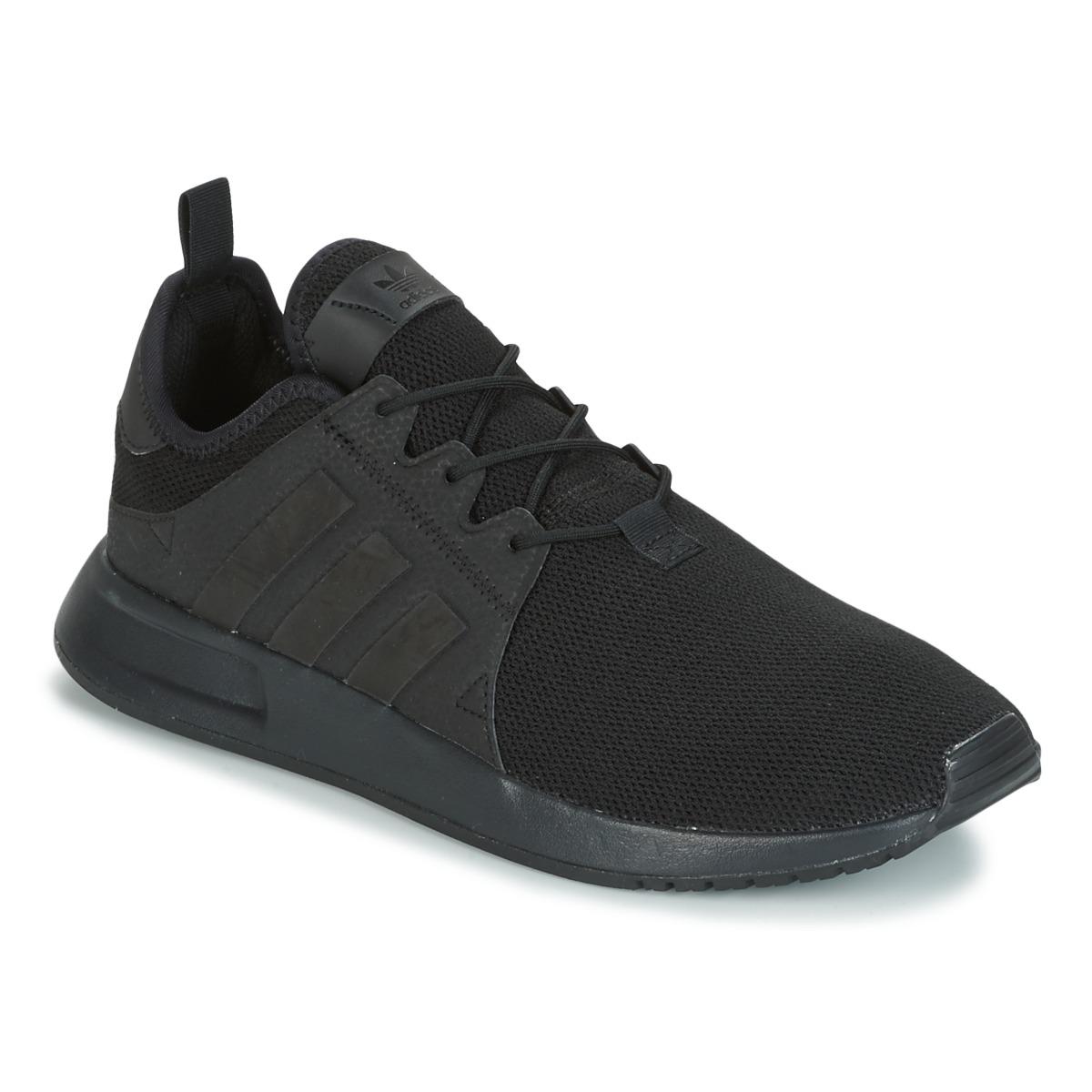 adidas Originals X_PLR Schwarz - Kostenloser Versand bei Spartoode ! - Schuhe Sneaker Low  54,00 €