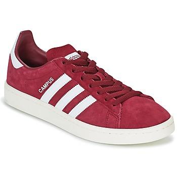 Schuhe Sneaker Low adidas Originals CAMPUS Bordeaux