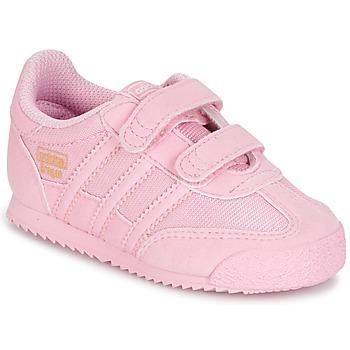 Schuhe Mädchen Sneaker Low adidas Originals DRAGON OG CF C Rose