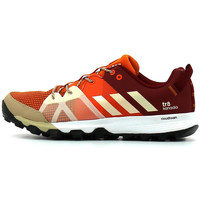 Schuhe Herren Laufschuhe adidas Performance Kanadia 8 Trail Orange