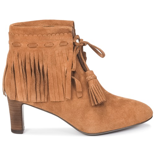 See by Chloé FLARIL Cognac  Schuhe Low Boots Damen 276