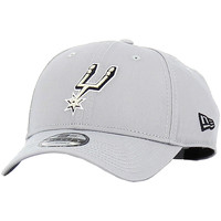 Accessoires Herren Schirmmütze New Era NBA Team 9 Forty San Antonio Spurs Grau