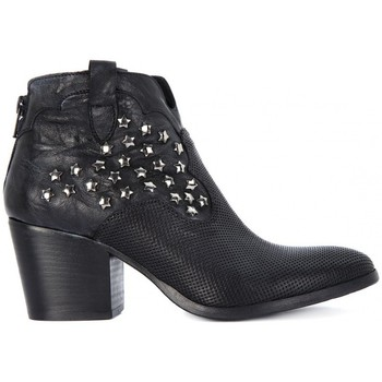 Schuhe Damen Low Boots Juice Shoes TACCO BLACK    186,8