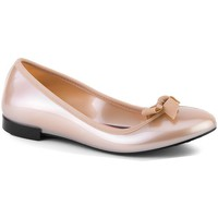 Schuhe Damen Ballerinas Lemon Jelly Bow 03 Beige