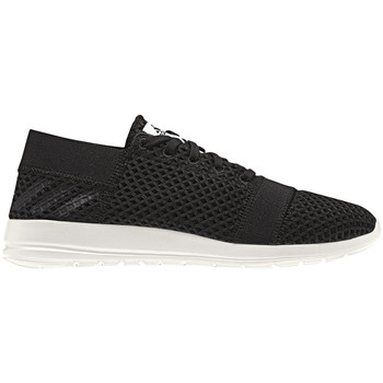 Schuhe Damen Sneaker adidas Originals Element Refine 3 Women Schwarz