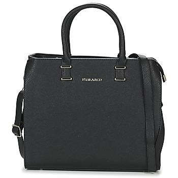 Taschen Damen Handtasche Nanucci  Schwarz