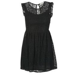Kleidung Damen Kurze Kleider Betty London GLATOS Schwarz