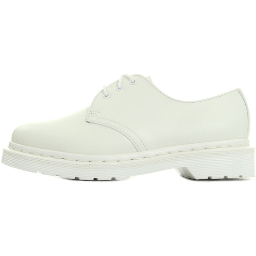 Dr Martens 1461 Mono White Smooth Weiss