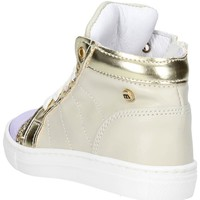 Schuhe Kinder Sneaker Low Melania ME2080D7E.B Hoch Sneakers  Mädchen _ Cremeweiß _ Cremeweiß