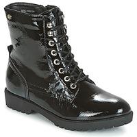 Schuhe Damen Boots Xti PAMIDI Schwarz