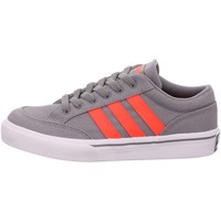 Schuhe Kinder Sneaker Low adidas Originals GVP Grau