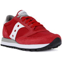Schuhe Herren Sneaker Low Saucony JAZZ RED Rosso