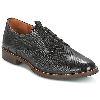 Schuhe Damen Derby-Schuhe Heyraud FANFAN Schwarz