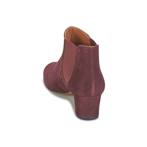 Heyraud Low FRANCELLE Bordeaux  Schuhe Low Heyraud Boots Damen 136,50 f62e1c
