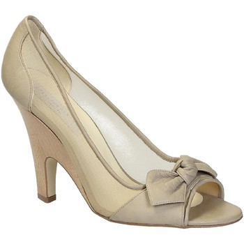 Schuhe Damen Pumps Stella Mc Cartney 214317 W0GZ1 9659 beige