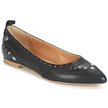 Schuhe Damen Ballerinas Love Moschino JA11010G14 Schwarz